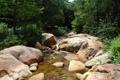 Картинка природа, камни, ручей