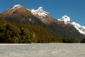 Картинка леса, берег, Wakatipu, горы, озеро, Новая Зеландия