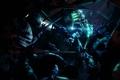 Картинка Dead Space, мертвый космос, Isaac Clarke, Necromorphs, окружили