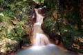 Картинка скалы, водопад, stone, waterfall