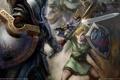 Картинка эльф, меч, бой, sword, щит, game wallpapers, elf