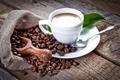 Картинка кофе, зерна, чашка, cup, beans, coffee