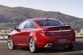 Картинка красный, автомобиль, задок, Buick, Regal