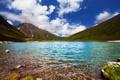 Картинка горы, природа, озеро