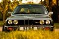 Картинка машина, фон, BMW