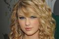 Картинка взгляд, лицо, музыка, серьги, блондинка, певица, Taylor Swift