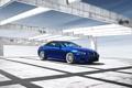 Картинка небо, синий, бмв, BMW, кабриолет, blue, front