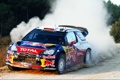 Картинка Ралли, Red Bull, Спорт, Rally, WRC, День, Передок