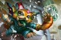Картинка lol, League of Legends, Gnar, Missing Link