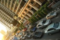Картинка дорога, машины, город, улица, трафик, cityscape, Traffic