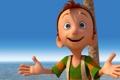 Картинка море, мультфильм, гном, приключение, 7-ой гном, Der 7bte Zwerg