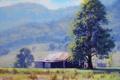Картинка АРТ, РИСУНОК, ARTSAUS, OLD FARM SHED