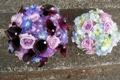 Картинка цветы, фото, розы, гортензия, букеты, каллы