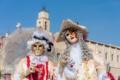 Картинка Франция, наряд, маски, Мартиг, карнавар