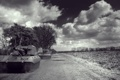 Картинка облака, Германия, арт, танки, артиллерия, САУ, WoT