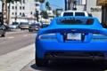 Картинка Aston Martin, DB9, Blue, Matte