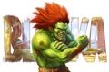 Картинка street fighter, brazil, кулаки, Blanka, силач, мышцы