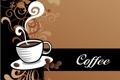 Картинка кофе, вектор, чашка, блюдце, аромат, coffee