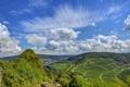 Картинка лес., ландшафт, Германия, germany, горы, небо