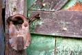 Картинка макро, замок, дверь