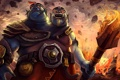 Картинка огр, dota 2, skin, ogre magi, двухголовый, Aggron Stonebreaker