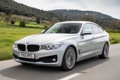 Картинка дорога, авто, бмв, серебристый, BMW, Gran Turismo, Sport Line