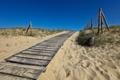 Картинка песок, небо, дорожка