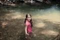 Картинка лето, река, настроение, девочка
