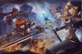 Картинка Sonya, diablo, warcraft, Demon Hunter, Jaina Proudmoore, barbarian, Heroes of the Storm