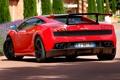 Картинка Lamborghini, спойлер, Gallardo, задок, галлардо, LP570-4, Super Trofeo