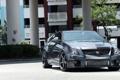 Картинка Cadillac, тачки, CTS-V, cars, auto wallpapers, авто обои, кадилак
