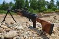 Картинка оружие, Калашникова, камушки, РПК, Ручной пулемёт