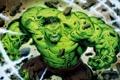 Картинка разруха, фантастика, ярость, hulk, marvel, халк, зеленый