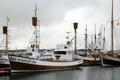 Картинка порт, причал, Исландия, корабли, Хусавик, катера