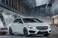 Картинка фары, Mercedes-Benz, автомобиль, AMG, CLA