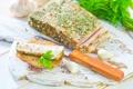 Картинка хлеб, мясо, специи, чеснок, meat, сало