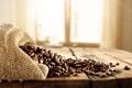 Картинка мешок, кофейные зерна, bag, coffee beans