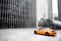 Картинка авто, здание, бмв, BMW, GTS