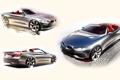 Картинка бмв, BMW, кабриолет, Cabrio, 4-Series, F33