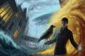 Картинка кит, ворон, Dishonored, Bethesda, The Outsider