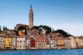 Картинка здания, панорама, собор, Хорватия, Istria, Croatia, Адриатическое море