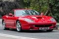 Картинка Феррари, Ferrari, суперкар, передок, 550, Maranello, Маранелло