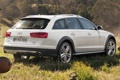Картинка белый, фон, Audi, Ауди, TDI, Allroad, quattro