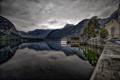 Картинка hallstadt, austria, longexposure, lake