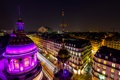 Картинка Paris, купола, Гранд-опера, Grand Opéra, дома, Ile-de-France, Opéra Garnier