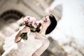 Картинка девушка, настроение, невеста