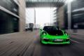 Картинка 911, Porsche, Зеленый, Машина, Скорость, Порше, Carrera