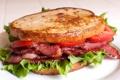 Картинка мясо, бутерброд, аппетитный