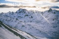 Картинка зима, снег, пейзаж, горы