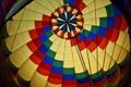 Картинка воздушный шар, ткань, купол, сектор